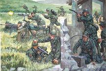 ww2 Italian Infantry