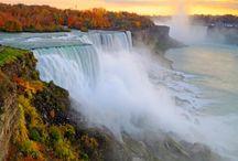 Fall for Niagara Falls USA