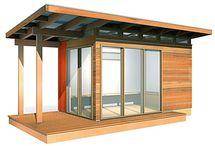 Building a Modern Studio Shed