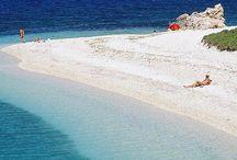 Beaches of Ithaka Island, Greece