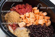 Quick and Easy Crock Pot Meals