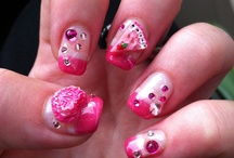 Nail art / My nail art creations and inspirational work by others :)