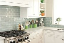 Kitchen remodel / by Sara Bruce