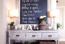Decorating Ideas / by Michelle Whittemore
