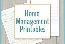 family management printables