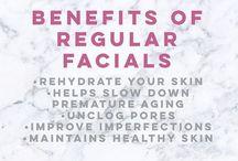 Skincare -Facials