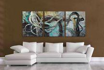 Olga Ornata (artist) / These are my works