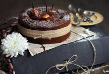 čokoládový dorty
