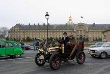La Traversée de Paris / Plus de 600 voitures anciennes défilaient dimanche matin dans les rues de la capitale. Séance de rattrapage avec les plus beaux modèles.