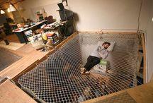 Men's lair