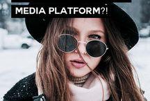 SOCIAL MEDIA // BLOGGING-TIPPS / Allgemeine Tipps für die Social Media Kanäle rund um Deinen Blog