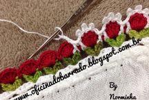 panos de crocher