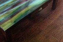 tavoli e ripiani