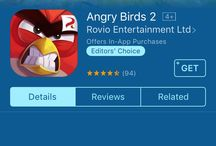 Awards & Editor's choice / Award winning and Appstore Editor's choice mobile games.
