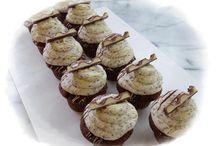 Kinderschokolade muffin