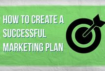 Marketing plan / PLan is nothing, planning is everything