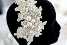 wedding hats + headpieces