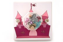 Pink Princess Themed Bedroom Decorating Ideas & Princess Light Switch Covers / A few ideas to help get you started decorating a girls pink princess themed bedroom :)