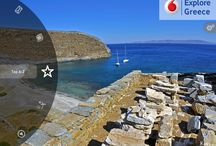 Vodafone Explore Greece App / Vodafone Explore Greece, powered by Visit Greece, is a FREE application for smartphones and Tablets (Android and iOS), that will guide you to explore the beauties for the most popular Greek destinations and more! Your tour in Greece becomes more convenient and easy. This exclusive application is available in 4 different languages (Greek, English, German and Italian) and accompanies you during your trip in Greece, 365 days a year.