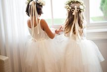 All about Flower Girls / The Flower Girl is a such a special part of a wedding. Keep her comfortable, happy, and feeling as special as she is! Dresses, shoes, gifts, activities, and more to help your flower girl make it through the big day!