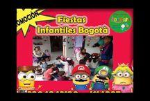 FIESTAS Y EVENTOS INFANTILES EN CHIA BOYACÁ Y BOGOTA