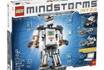 LEGO EDUCATION & NXT ROBOTICS  / by Shelley Kirk