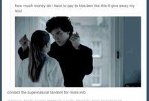 Sherlock / Sherlock stuff