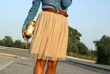 Fashion ideas & DIY's