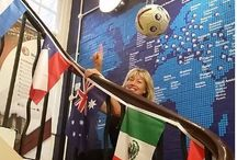 IH schools celebrate the World Cup! / Check out how schools around the IH network are celebrating the Football World Cup tournament - decorations, classroom activities, useful phrases and more!