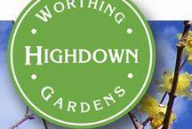 highdown garden