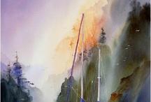 Yağlı boya resimler
