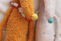 DIY, soft toys / Agata Szymkowiak soft toys and other hand made stuff