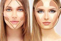 Countoring make up