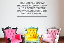 PROJECT QUOTES x COUTURE FURNITURE / Quotes that inspire us which we hope will inspire you. Here at Couture Furniture, we offer reproduction at a fraction of a price. Design your own unique piece of furniture with our quality personal bespoke service. Contact us today and mention promo code CF@PINTEREST to receive the best price we can offer. Email: sales@couturefurniture.sg | Phone: +65-9722-7857 | Facebook: http://facebook.com/couturefurniture