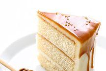 honey butter cake