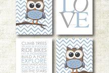 Owl Nursery
