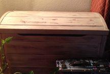 Restauración muebles pintura