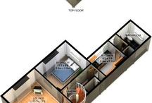Floor plans of houses I like
