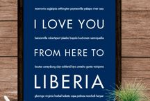 Liberia my Mother land