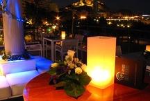 LA TERRAZA DEL PUERTO / Un espacio diferente donde tomar tus copas con las mejores vistas de Alicante http://www.facebook.com/LaTerrazaDelPuerto