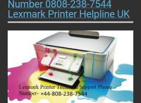 Lexmark Technical Helpline Number UK 0808-238-7544