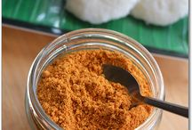 Powder chutney