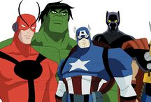 The Marvel Animated Universe