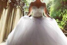 Tulle Wedding / Dream of Tulle Wedding Dresses