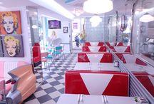 50' Diner nel mondo
