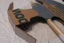 DIY: Weapons