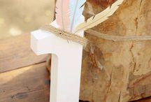 Διακόσμηση - ιδέες ζώα με Ινδιάνουσ
