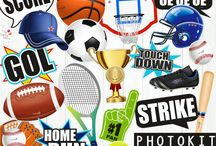party ideas sports
