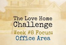 Love home challenges / by Tiffini Travis