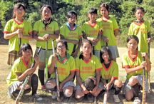 Mizo school girls photos